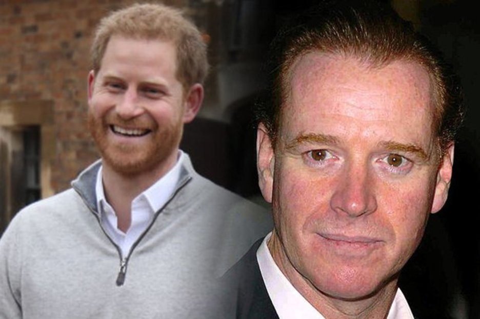 11+ Prince Harry Dad Hewitt